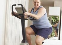 Jelentős túlsúlynál a szobakerékpár a jobb